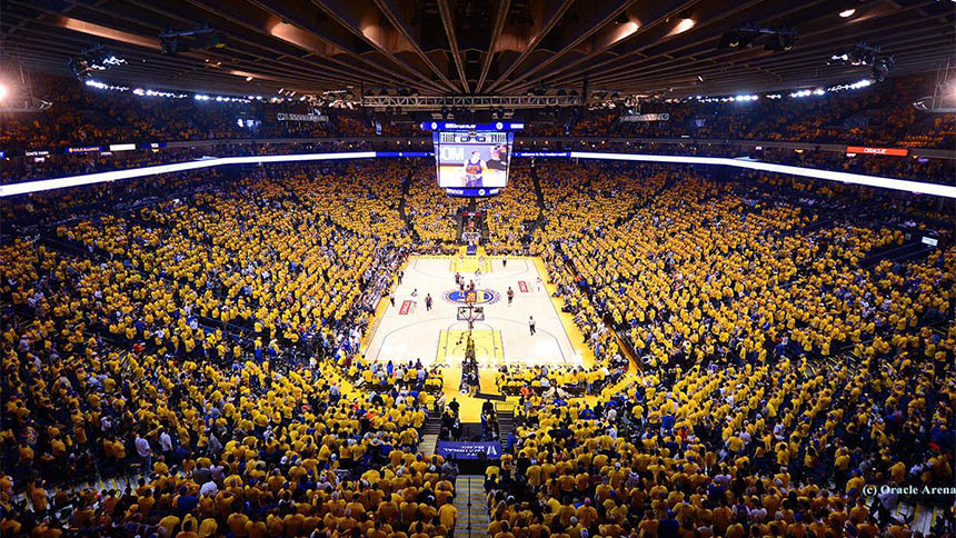 best NBA arenas