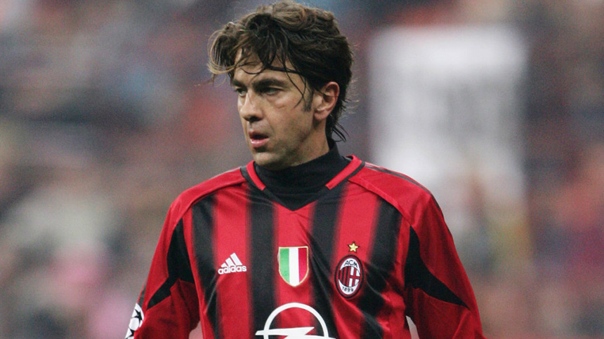 Most Successful Footballers - Costacurta