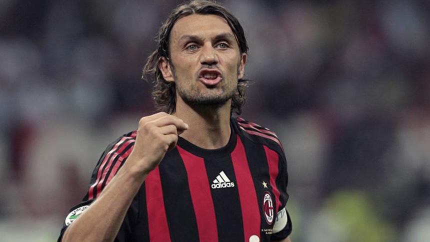 Most Successful Footballers - Maldini
