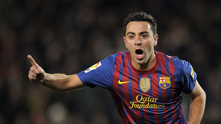 Most Successful Footballers - Xavi