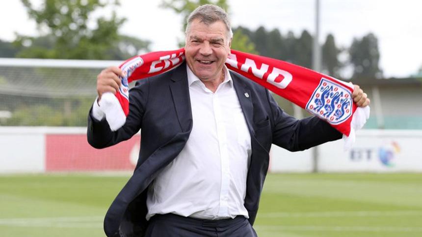 Sam Allardyce - Bet on England