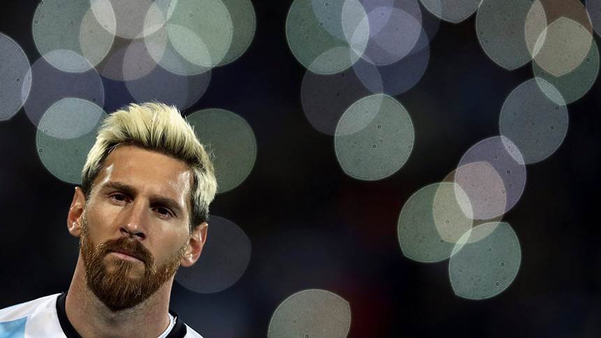 God of Football Messi