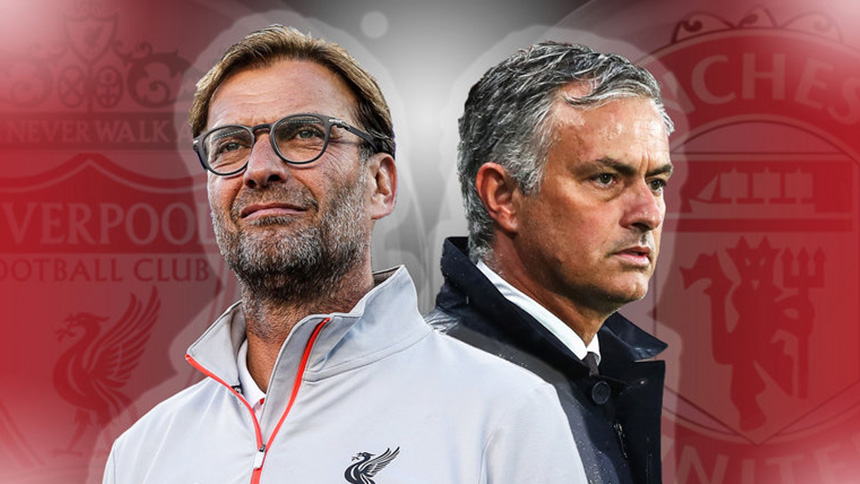 Klopp vs Mourinho - Premier League Odds